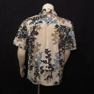Quicksilver Comfort Fit Button Down Shirt